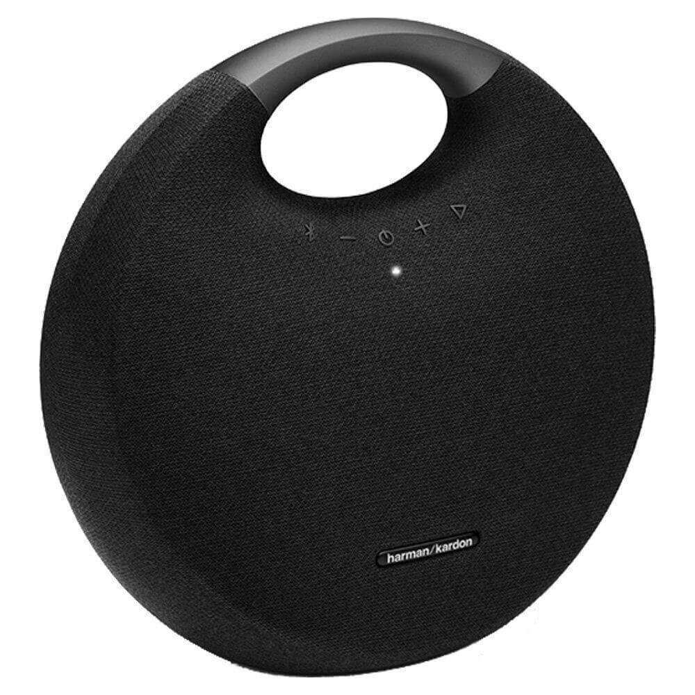 Harman Kardon Onyx Studio 6 Portable Bluetooth Speaker- Black (HKOS6BLKSG)