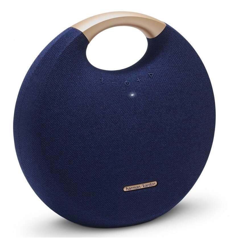 Harman Kardon Onyx Studio 6 Portable Bluetooth Speaker- Blue (HKOS6BLUSG)