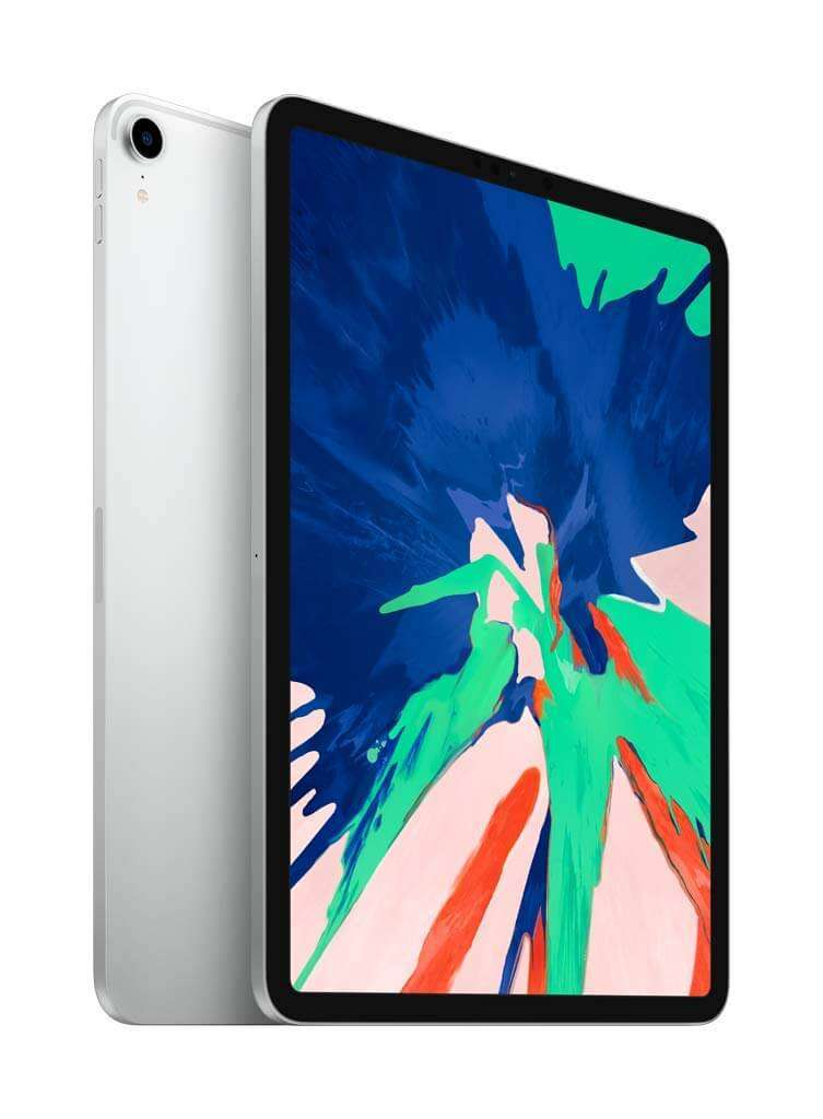Apple iPad Pro 11-inch Wi-Fi 64GB Silver (2018)