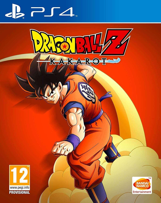 Dragon Ball Z: Kakarot - PS4