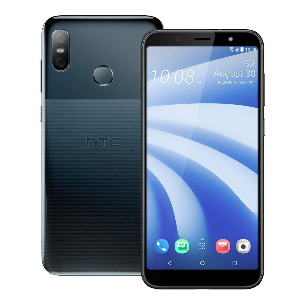 HTC U12 Life Dual Sim 64GB, 4G LTE, Moonlight Blue
