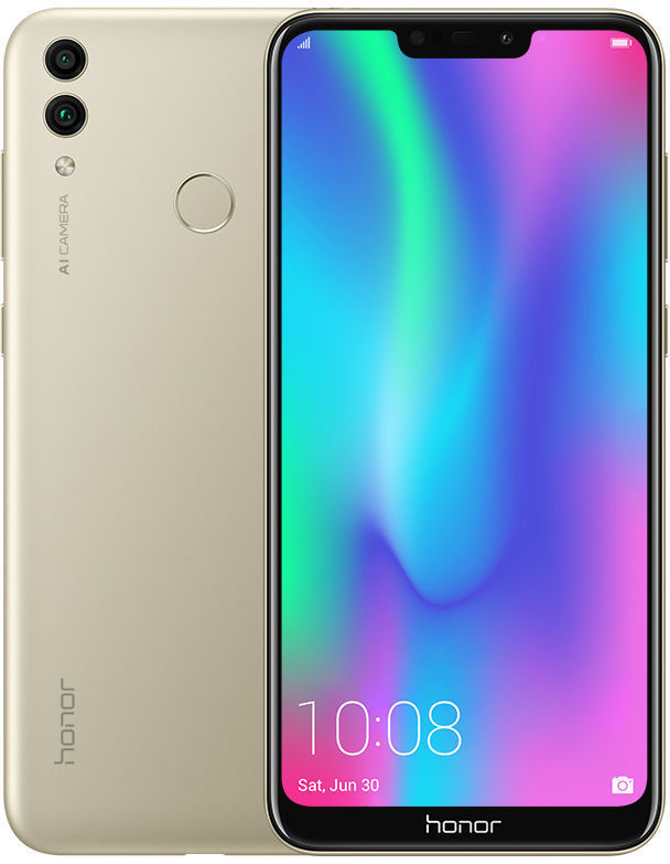 Honor 8C Dual BKK-LX2 3GB/32GB 4G LTE Gold