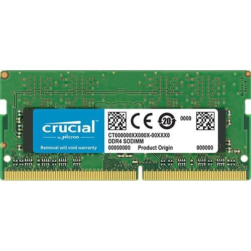 Crucial DDR4 2666 MT/s (PC4-21300) SODIMM 260-Pin Memory 8GB