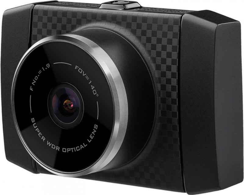Xiaomi YI Ultra Dash Camera - Black