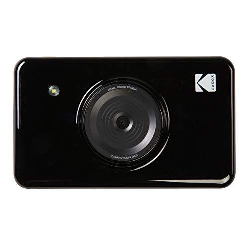 Kodak Mini Shot Instant Camera Black (MS-210B)