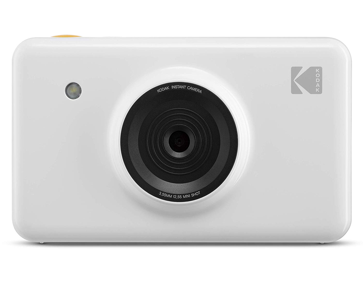 Kodak Mini Shot Instant Camera White (MS-210W)