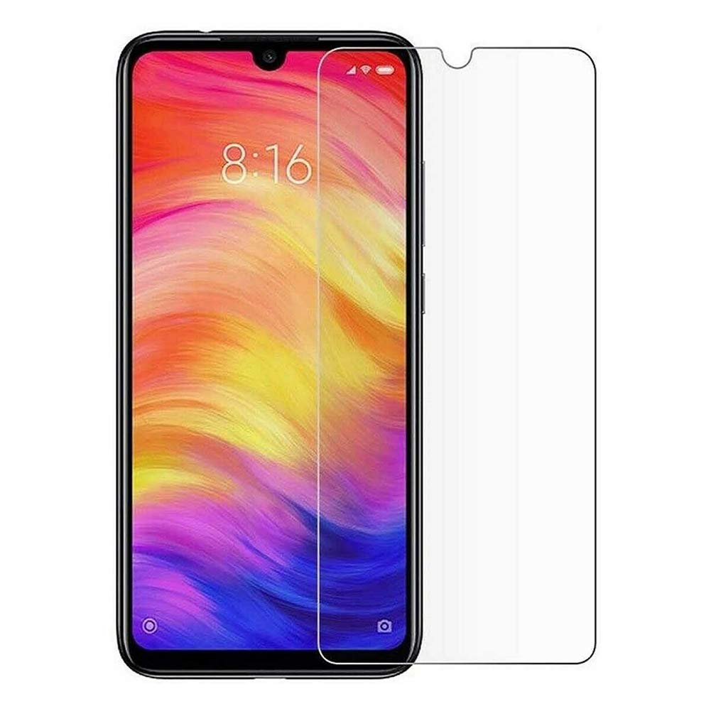 Itell Tempered Glass Screen Protector For Xiaomi Redmi Note 7 Clear