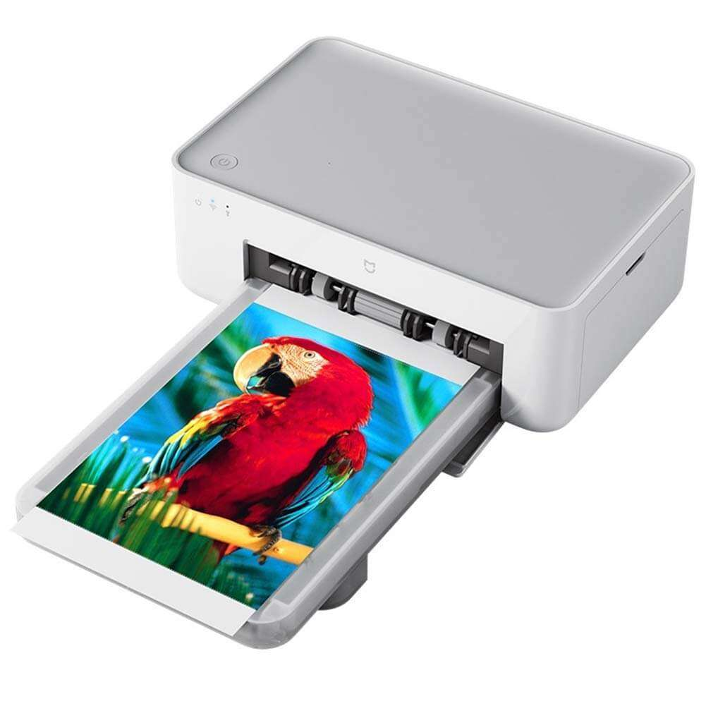 Xiaomi Mijia Mi Wireless Photo Printer White