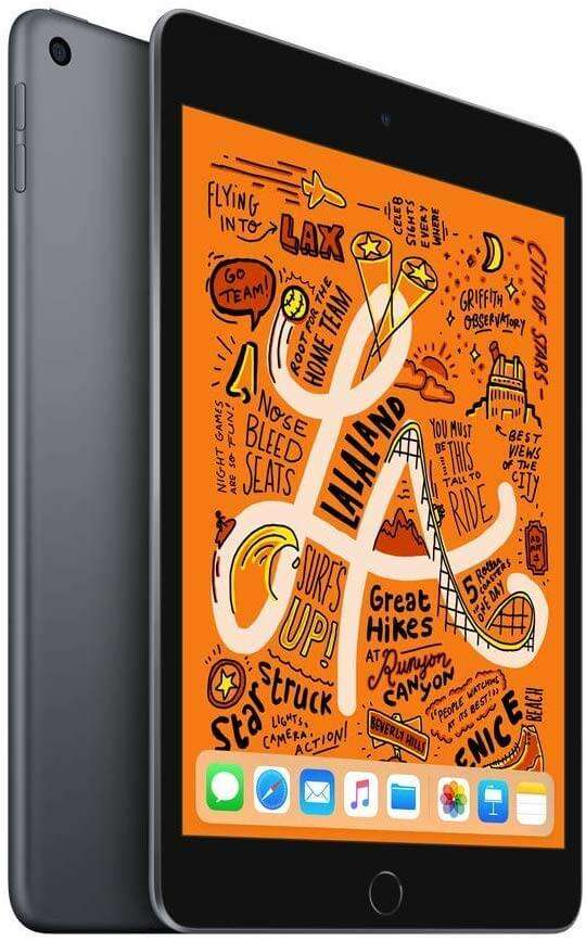 Apple iPad mini 7.9 (2019) Wi-Fi 256GB Space Gray