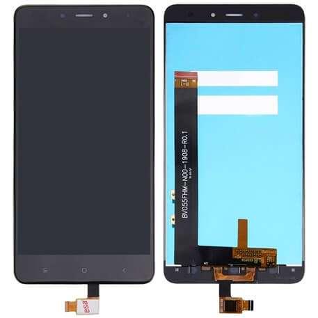 Xiaomi Redmi Note 4 Touchscreen + LCD