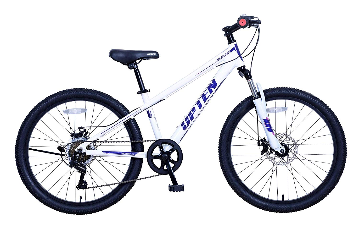 UPTEN Edifier Mountain Bike 24-Inch White