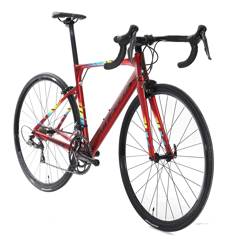 UPTEN Mars Road Bike 28-Inch Red