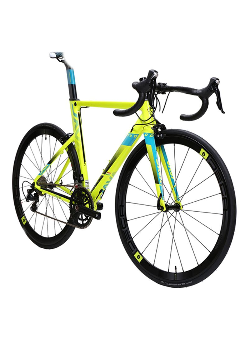 JAVA Fuoco Road Racing Bike 27-Inch Yellow