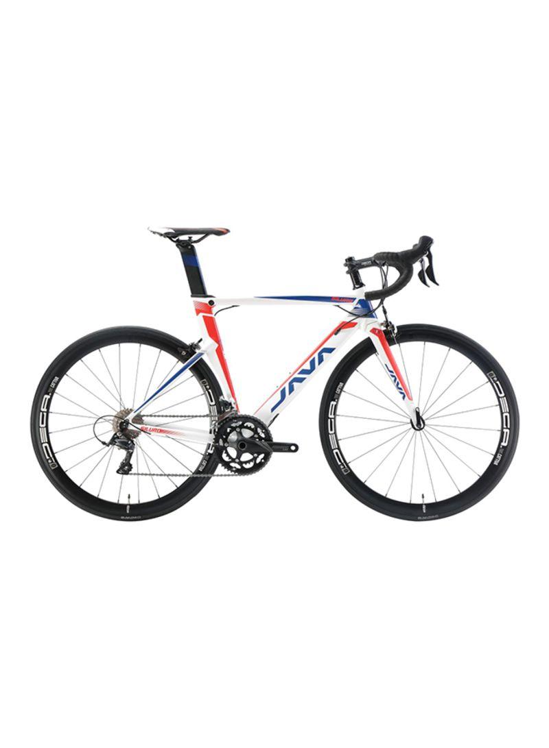 JAVA Siluro Racing Bike 28-Inch White
