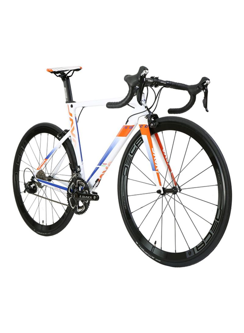 JAVA Fuoco Road Racing Bike 27-Inch White