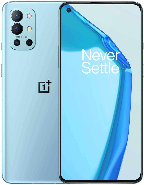 OnePlus 9R Dual Sim 8GB RAM 128GB 5G Lake Blue