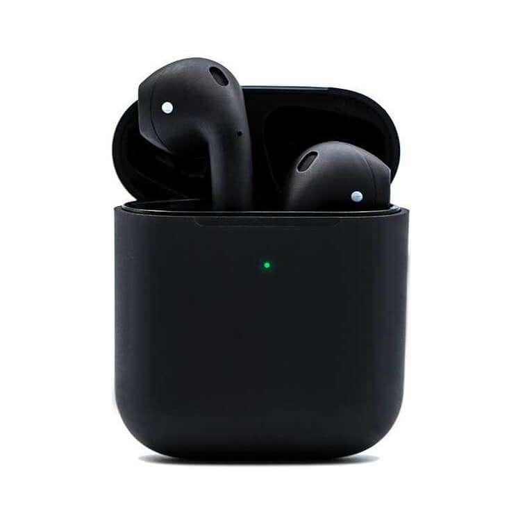 Porodo Pure Sound Wireless Earbuds - Black