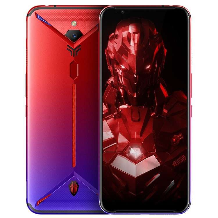 ZTE Nubia Red Magic 3S (12GB RAM/256GB ROM) - Red/Blue