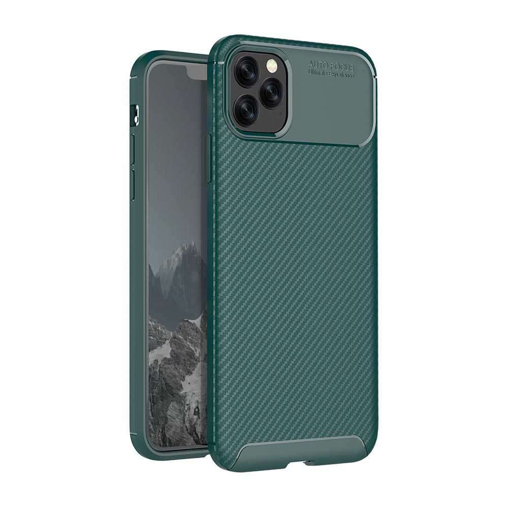 Viva Madrid Vanguard Shield for iPhone 11 Pro - Carbono Green