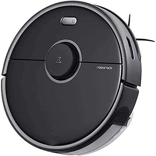 Xiaomi Roborock Robot Vacuum Cleaner S5 MAX - Black