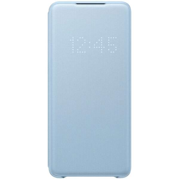 Samsung Smart LED View Cover for Galaxy S20+ - Sky Blue