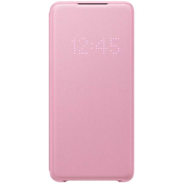 Samsung Smart LED View Cover for Galaxy S20+ - Pink