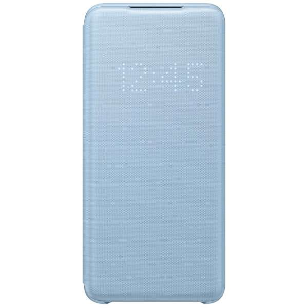 Samsung Smart LED View Cover for Galaxy S20 - Sky Blue