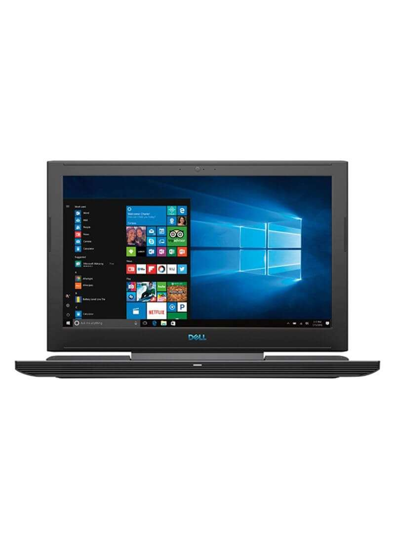 DELL G7 15 Laptop With 15.6-Inch Display, Core i7-8750H Processor/8GB RAM/1TB HDD + 128GB SSD Hybrid Drive/4GB NVIDIA Geforce GTX 1050TI Graphics Card Black