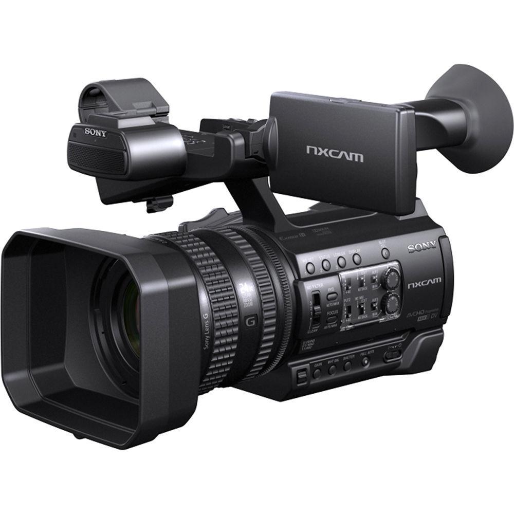 Sony HXR-NX100 Full HD NXCAM Camcorder Black