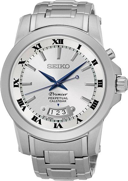 Seiko Premier Perpetual Calender SNQ145P1 Men's Watch