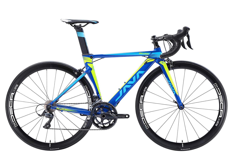 JAVA Siluro Road Racing Bike 28-Inch Blue