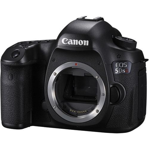 Canon EOS 5DS R DSLR Camera Body Only (Black)