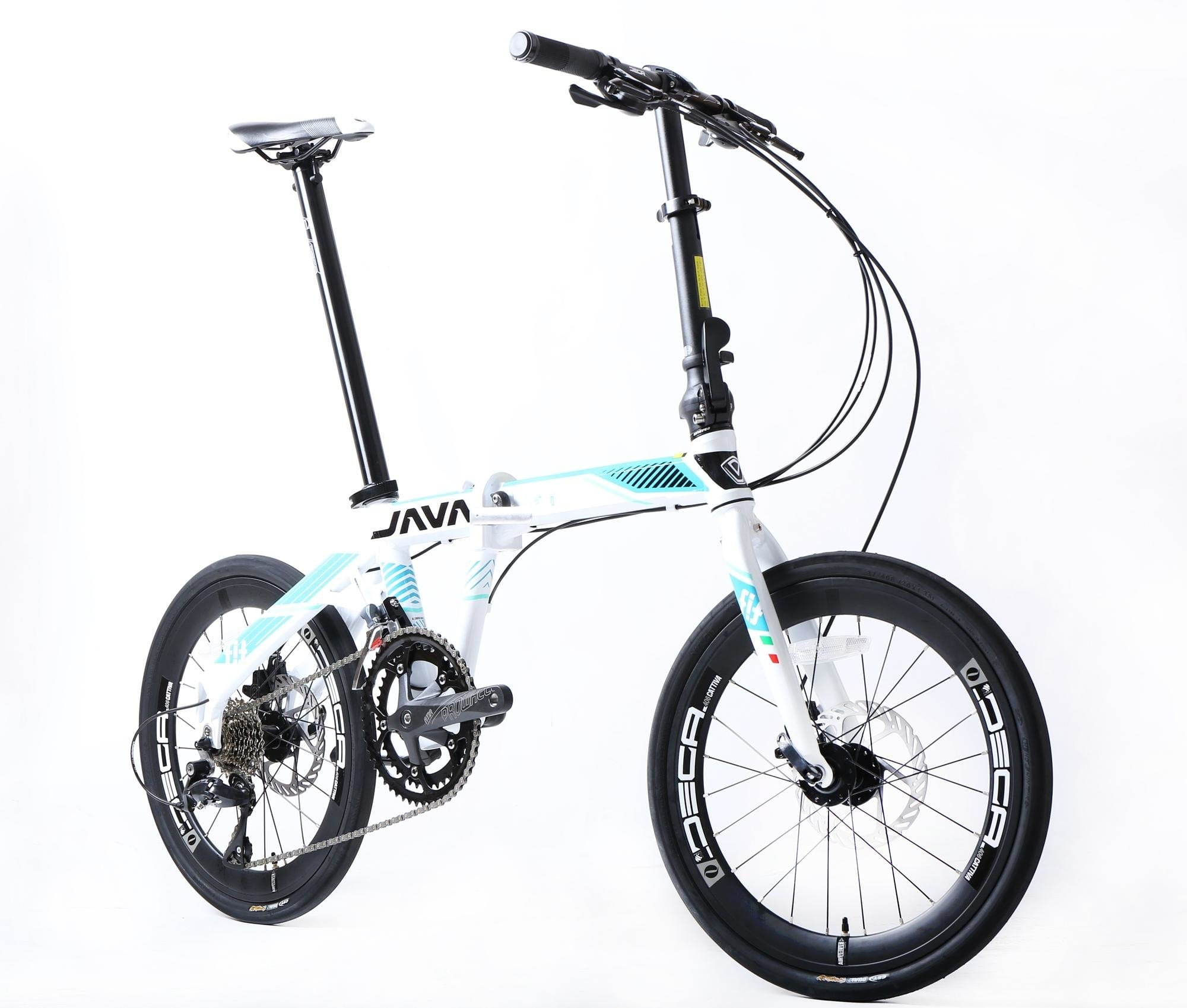 JAVA Fit 18 Foldable Bicycle 20-Inch