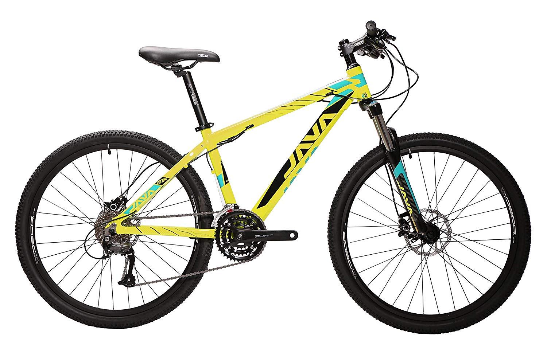 JAVA Moka Mountain Bike 27.5-Inch Yellow