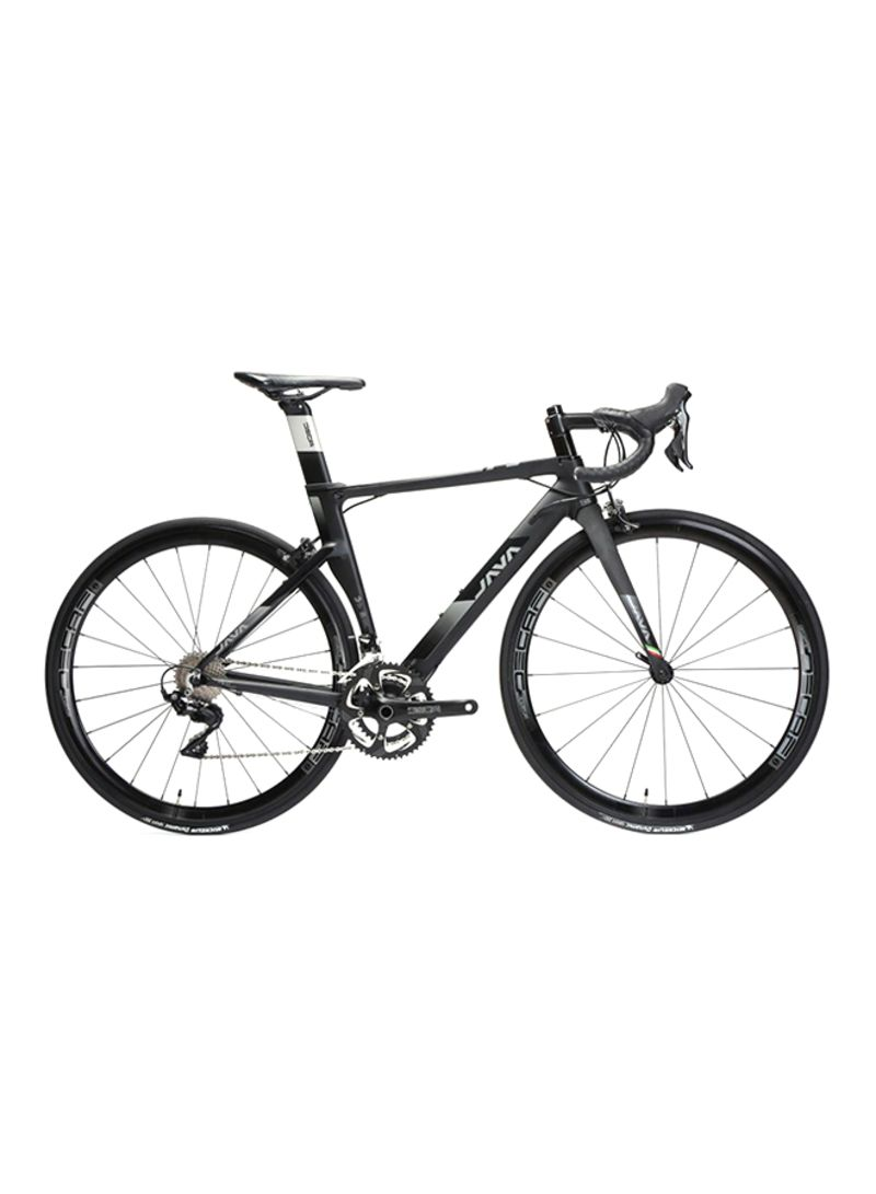 JAVA Fuoco 3 Road Bike 28-Inch Black