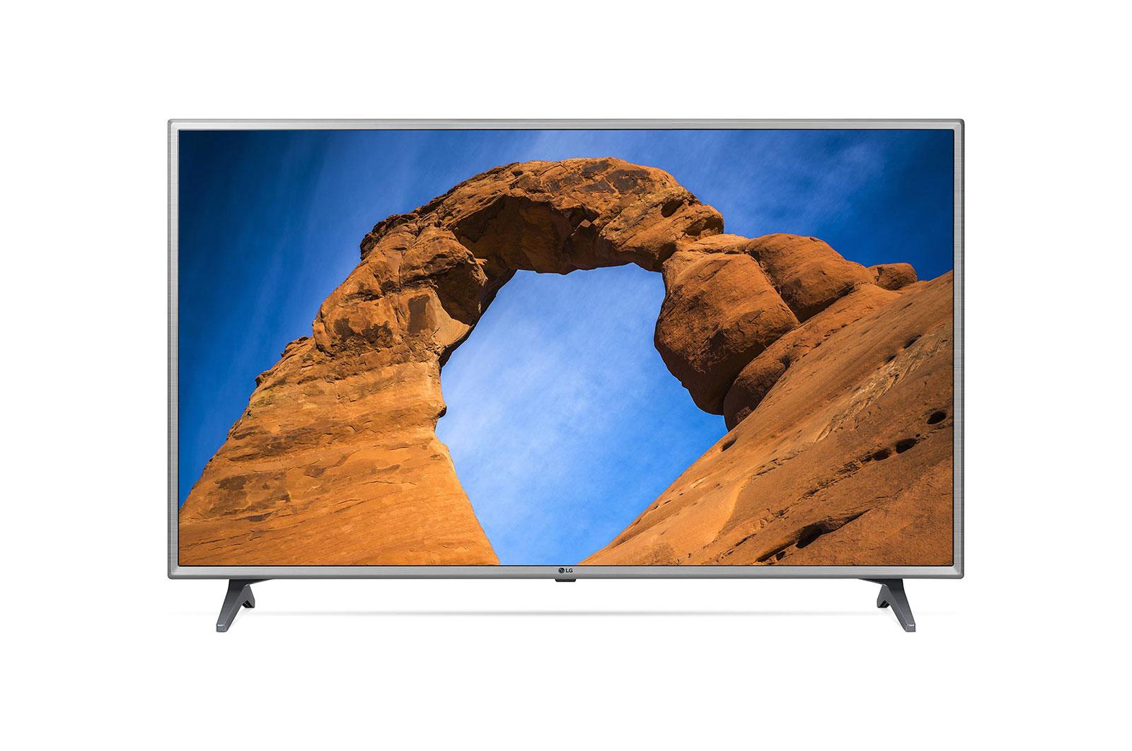 "LG 43LK6100PVA - 43"" - Smart Full HD LED TV"