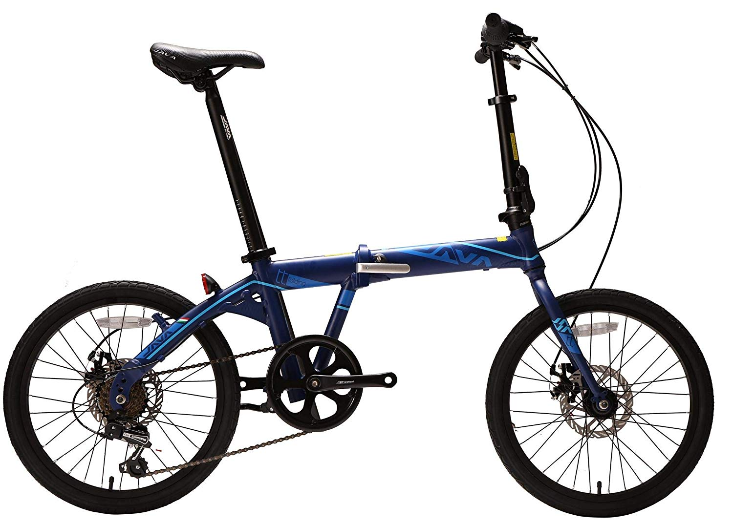 JAVA TT7S Foldable Bicycle 20-Inch