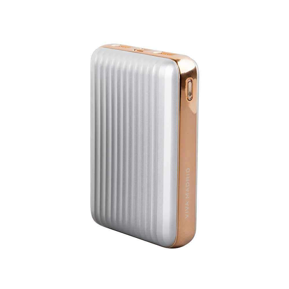 Viva Madrid Vimax Linear PD Power Bank 10000mAh - White