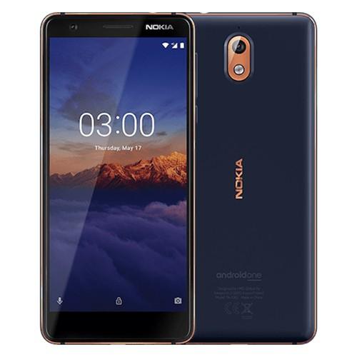 Nokia 3.1 (2018) Dual 2GB/16GB 4G LTE Blue Copper