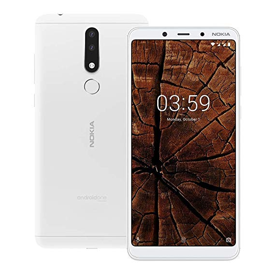 Nokia 3.1 Plus Dual 3GB/32GB 4G LTE White