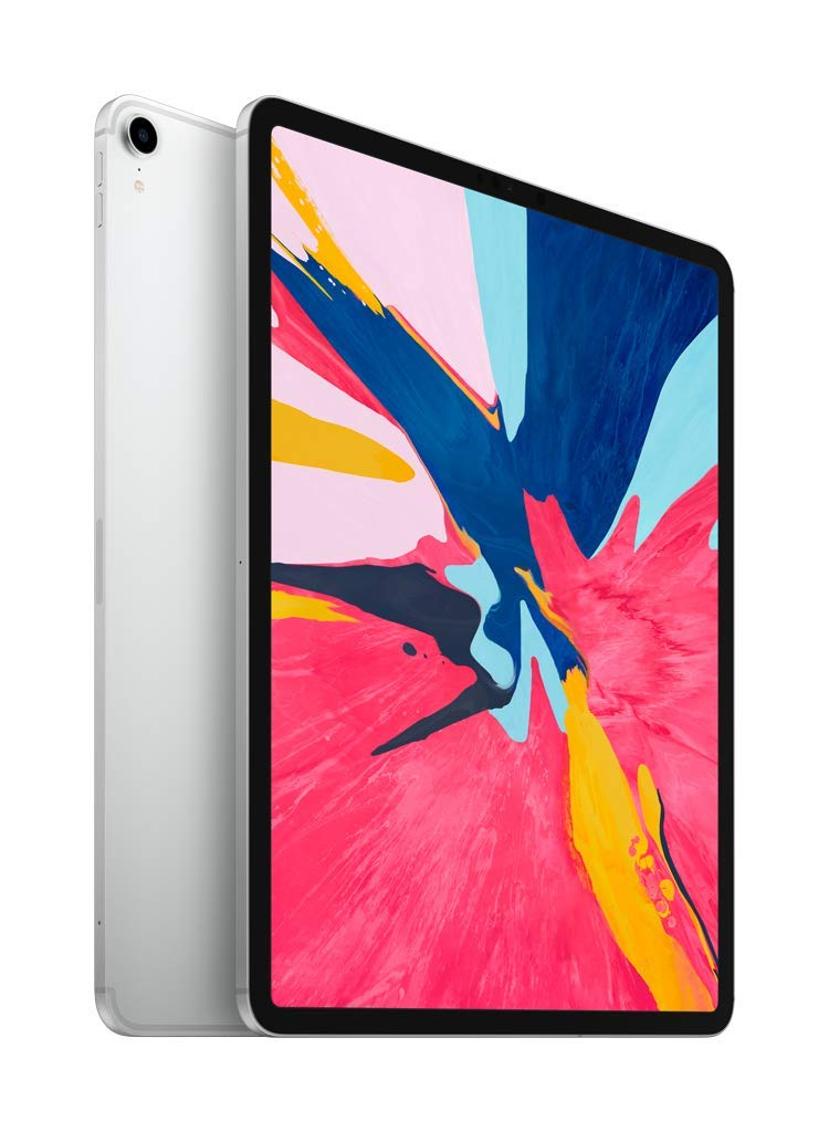Apple iPad Pro 12.9-inch (2018) Wi-Fi + Cellular 512GB Silver