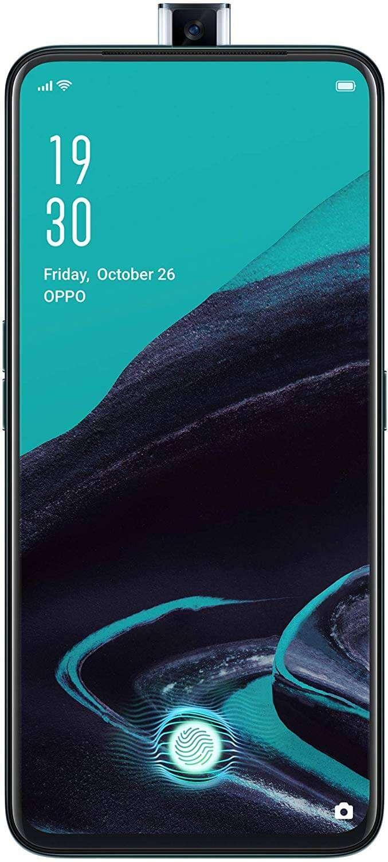 OPPO Reno2 F Dual SIM 8GB RAM 128GB 4G LTE Lake Green