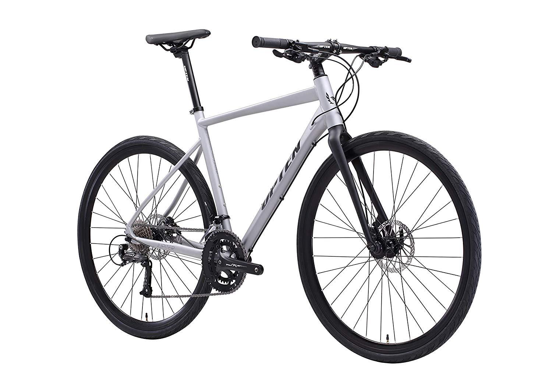 UPTEN Jupiter Hybrid Bike 700 C Matte White