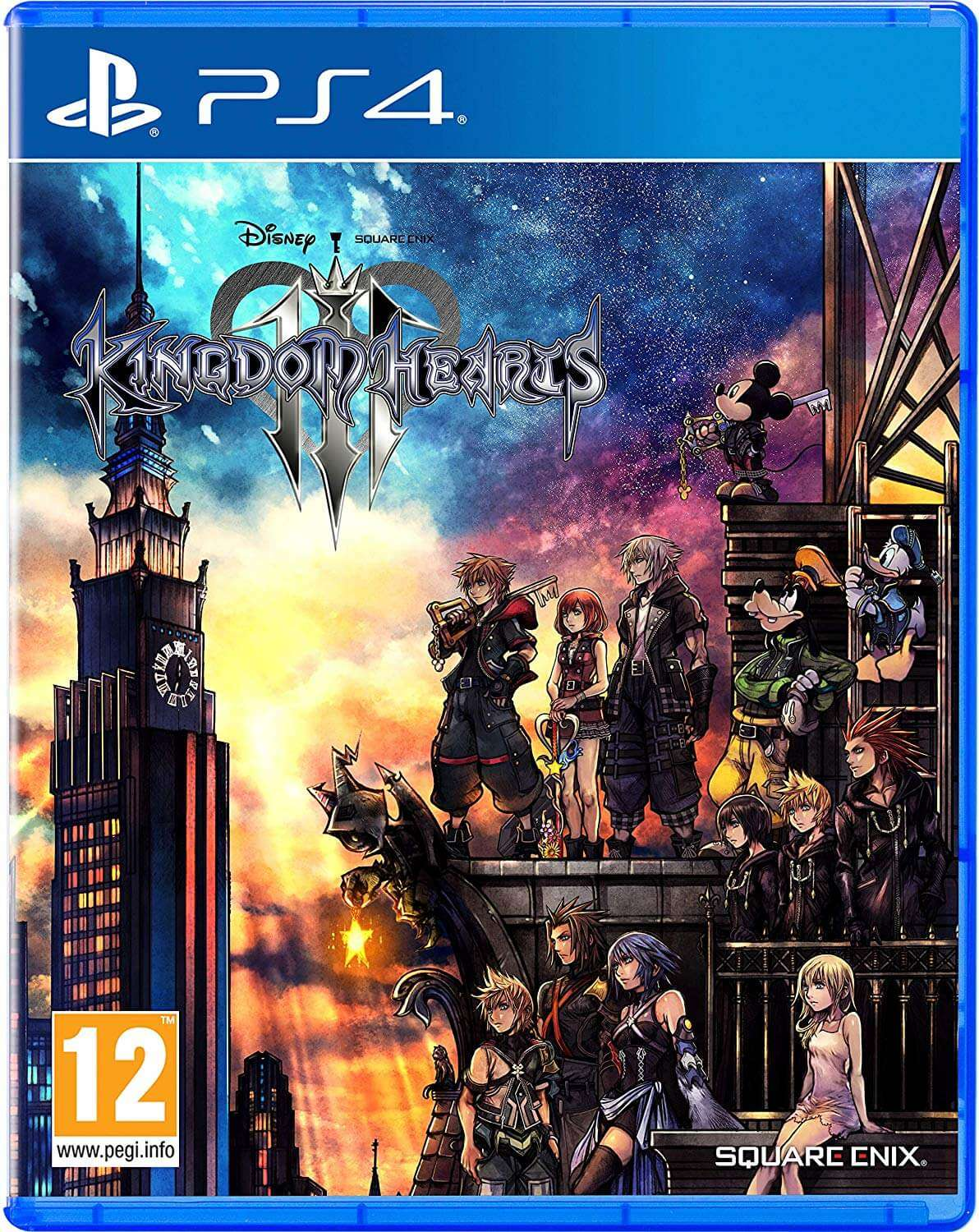 Square Enix Kingdom Hearts III - PlayStation 4