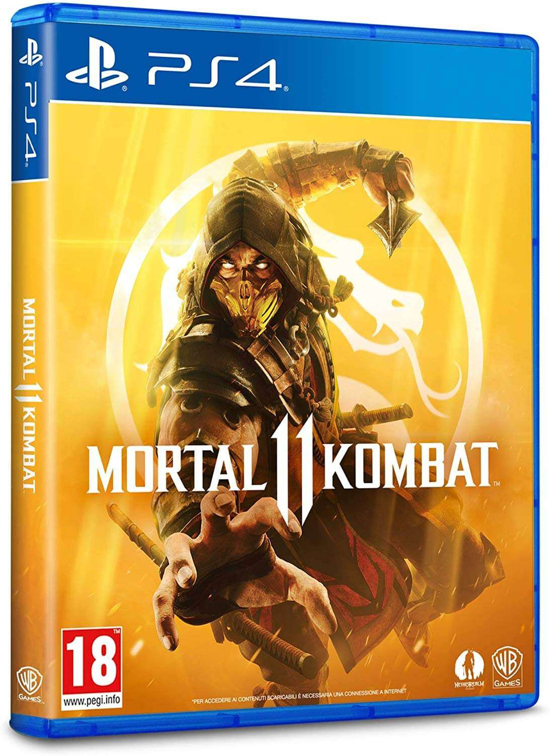 WB Games Mortal Kombat 11 - PlayStation 4