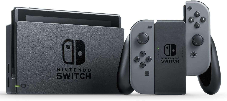 Nintendo Switch 32GB Console Grey