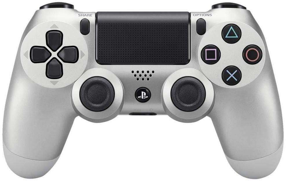 Sony DualShock 4 Wireless Controller For PlayStation 4 - Silver