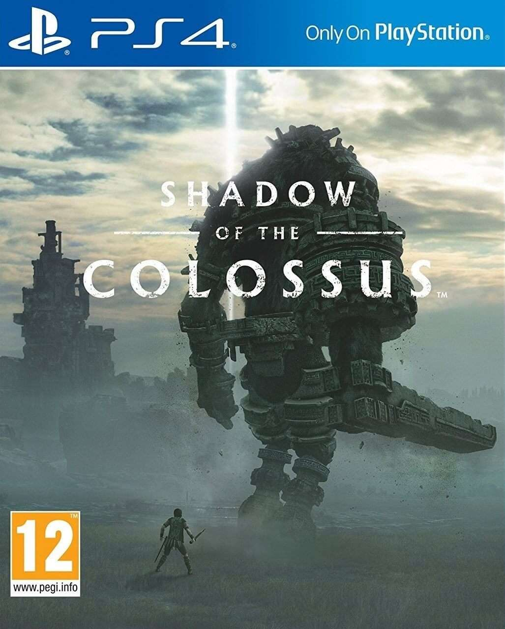 Sony Shadow Of The Colossus - PlayStation 4